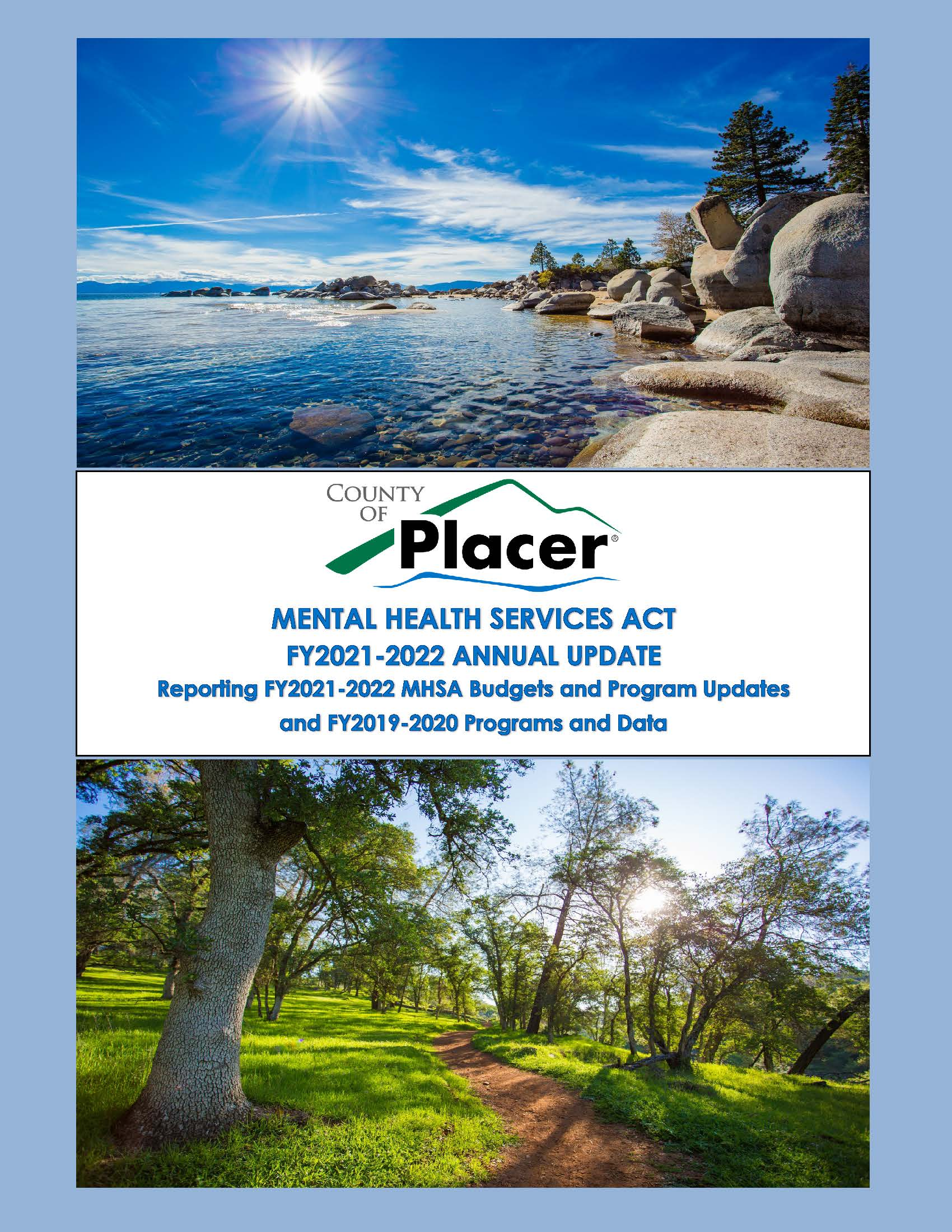 Annual Update Facesheet 21-22